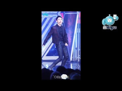 [Music Core K-pop Vertical fancam] EXO Monster D.O