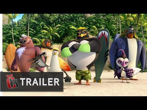 Divoké vlny 2 (2017) - oficiální dabovaný trailer