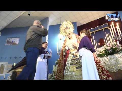 Besamanos Virgen del Amor de Pino Montano