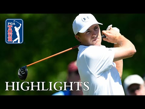 Jordan Spieth?s Round 2 highlights from Houston Open