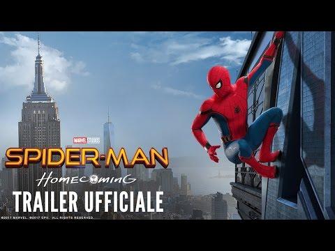 Spider-Man: Homecoming - Nuovo trailer italiano   Dal 6 Luglio al cinema