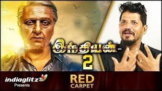 Indian 2 Story is Mindblowing : Cinematographer Ravi Varman Interview | Kamal Haasan | Red Carpet