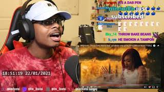 ImDontai React To BRS Kash - Throat Baby FT DaBaby and City Girls