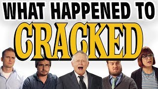 What Happened to Cracked? - Dead Channels