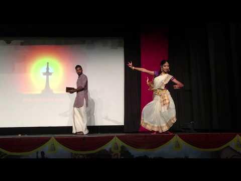 Indian Classical Dance vs. Mridangam Fusion