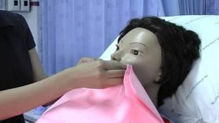 วพบ.สุพรรณบุรี - complete bedbath part1