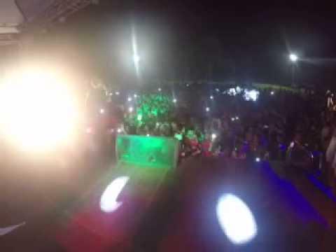 Chris Martin Live in Manzanillo Limon CR