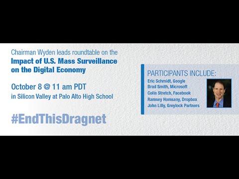 Impact of U.S. Mass Surveillance on the Digital Economy