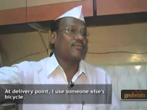 Mumbai Dabbawala - Six Sigma