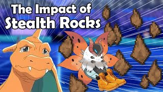 Stealth Rock - Charizard and Other Victims