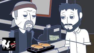 Geoff's Burger Discount - Rooster Teeth Animated Adventures