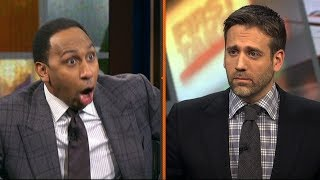 Best Stephen A Smith and Max Kellerman HEATED MOMENTS (ESPN First Take)