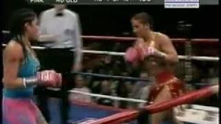 B & B 8 - Female Boxing http://femalefightingdvds.com