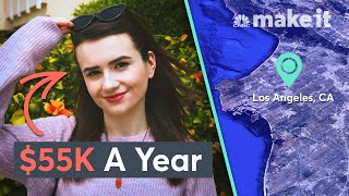 Living On $55K A Year In Los Angeles — Millennial Money
