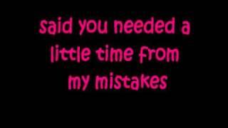 That Should Be Me - Justin Bieber + Lyrics
