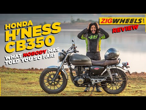 Honda H'ness CB350 Road Test Review | Here's What NOBODY Has Told You So Far | Royal Enfield Killer?