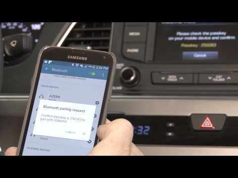 How to Program and Sync your Bluetooth