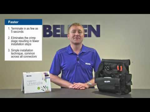 Belden FiberExpress Brilliance - Instructional Overview