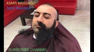 Asmr Massage 65,000 subscribers  Thanks(beard cut)(sheet washing)(Magic massage)(sakal traşı)