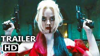 THE SUICIDE SQUAD Trailer 2 (2021) Suicide Squad 2 Movie