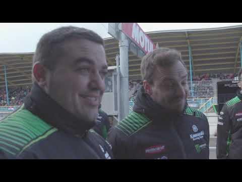 ASSEN VLOG - Kawasaki Racing Team