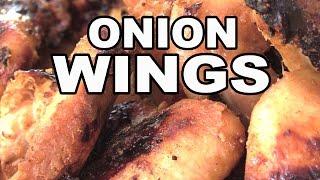 Chicken Onion Wings