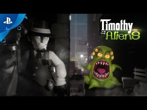 Timothy vs the Aliens Trailer