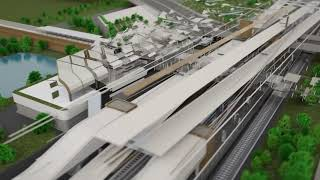 Building the Railway - HS2 Phase One