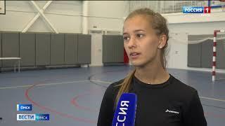 Омской волейбольной команде «Омь-СибГУОР» сегодня вручили долгожданные золотые медали чемпионата России