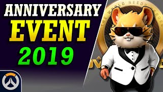 Overwatch 2019 Anniversary Event - Start Date, Skins, & New Feature Predictions