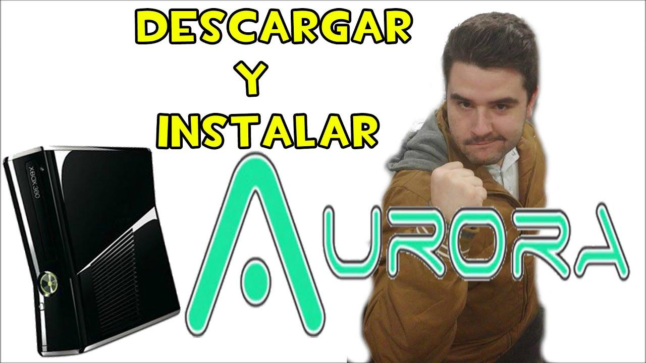 Aurora Para Xbox 360 Con Rgh