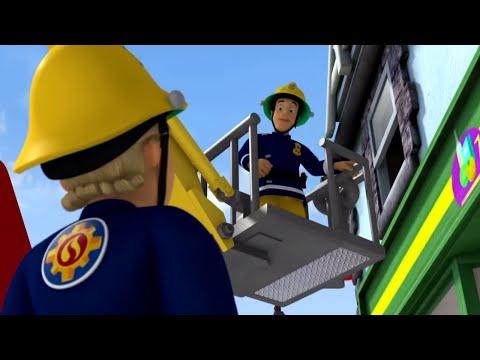 Požiarnik Sam - Podivná hasičská záchrana