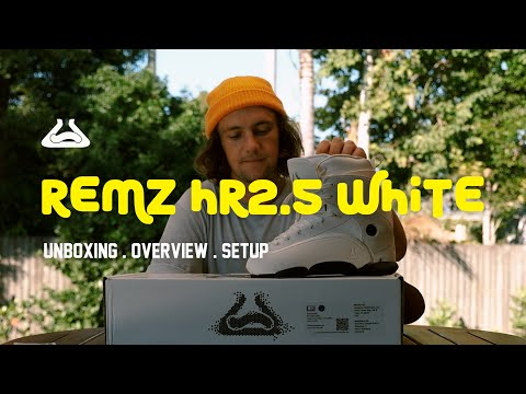 Video REMZ Roller street HR 2.5 White