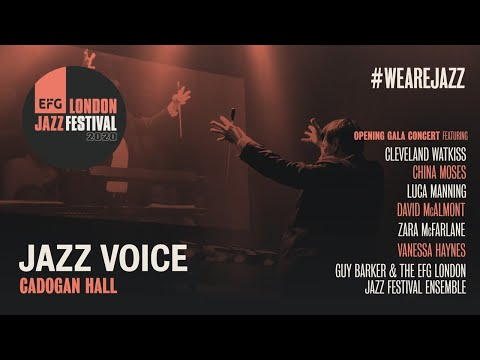 Jazz Voice | EFG London Jazz Festival 2020