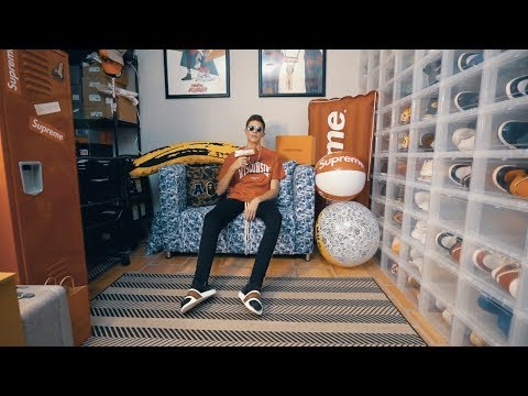 16 Year Old's $1,000,000 Sneaker Collection! $$$