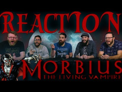 MORBIUS - Teaser Trailer REACTION!!