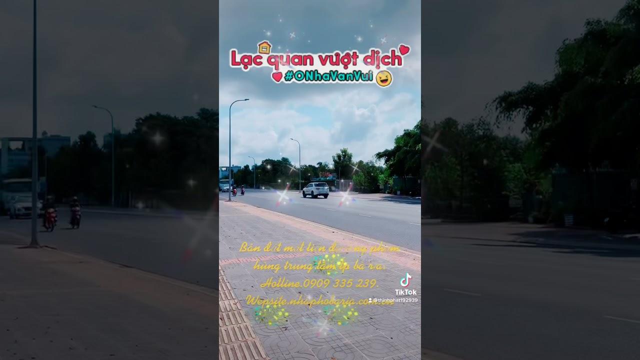 Bán đất mặt tiền đường Phạm Hùng ngang 10m trung tâm TP Bà Rịa video