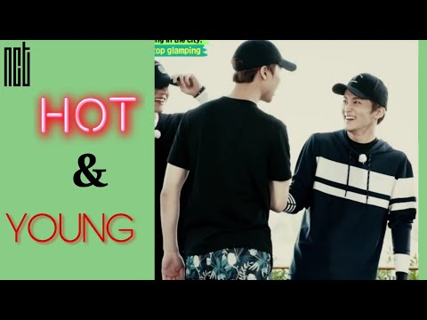 JOHNMARK 👬 NCT Hot&Young Seoul {Johnny x Mark} 💕