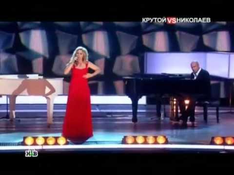 LARA FABIAN - Russian Fairy Tale @ Musical Ring - Krutoi vs. Nikolayev (05.11.2010)