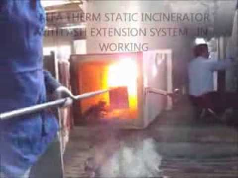 Medical Waste Incinerator Manufacturers in India