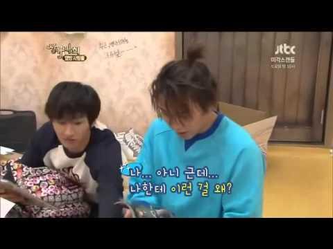 Eunhyuk y Sungmin funny!!!