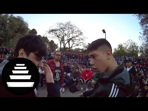 ECKO vs DUKI vs BAIPER vs VERDE - 8vos Fecha 7 (Torneo 2016) - El Quinto Escalon