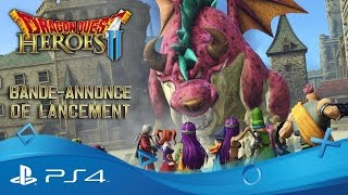Dragon quest heroes 2 :  bande-annonce