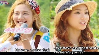 Invincible Youth 2 | 청춘불패 2 - Ep.30: Harvesting plum with Baek Jiyoung
