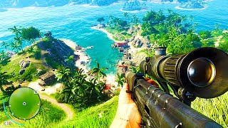 10 Best OPEN WORLD Games That Give You FULL CONTROL of Everything