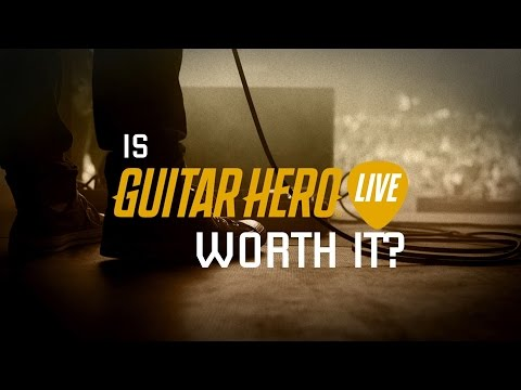 Is Guitar Hero Live Worth It?