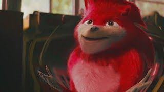 Sonic the Hedgehog Trailer, but it's Knuckles the Echidna instead