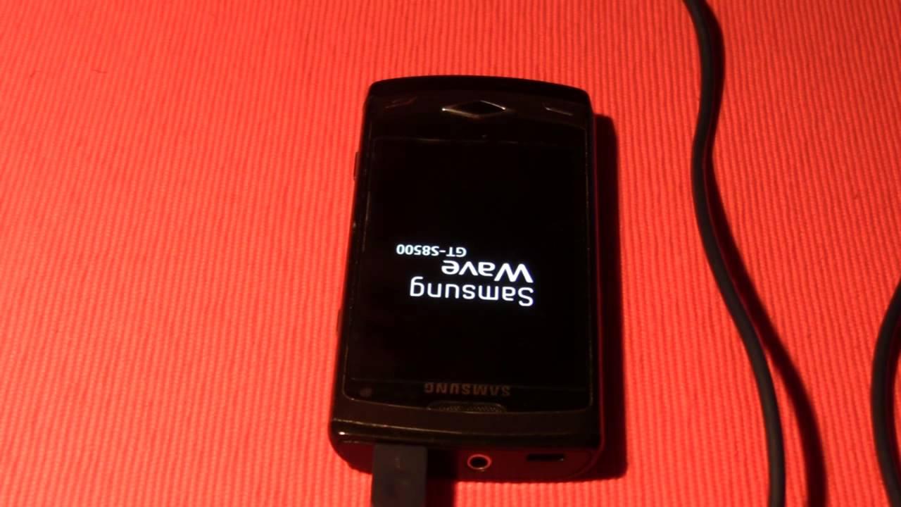Инструкцию как установить андроид для самсунг gt s8500