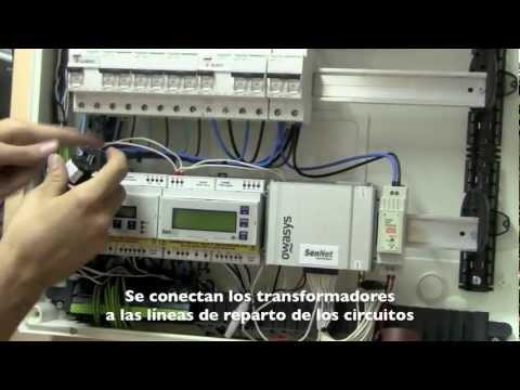 Integración de consumos en un cuadro eléctrico de pequeña instalación