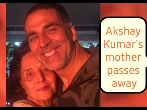 Akshay Kumar's mother passes away, actor posts an emotional message